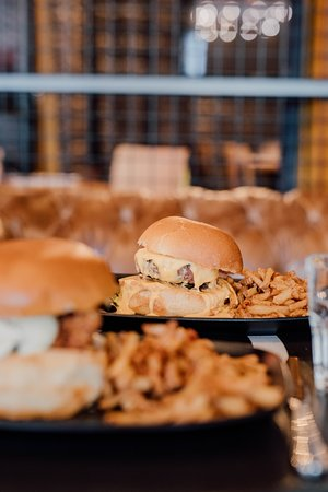 Burger Jordan BDS Rennes