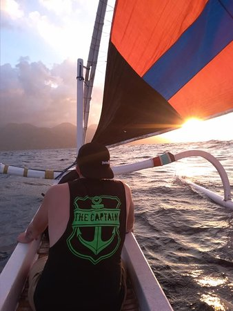 Sailing trip