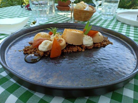 Restaurant Fleurs d'Olargues - Juin 2020 - Dessert