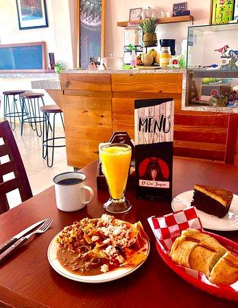 Excelente lugar y muy ricos desayunos