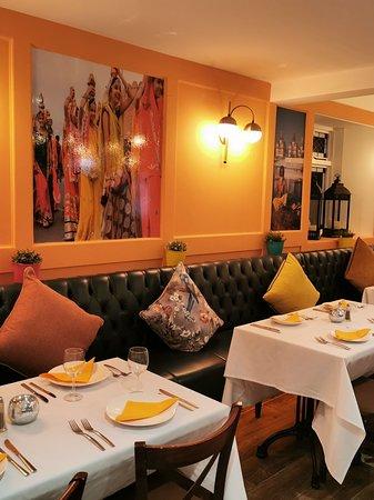 Authentic Indian Restaurant