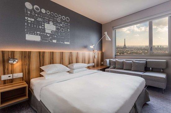 Hyatt Regency Paris Étoile, hôtels à Paris