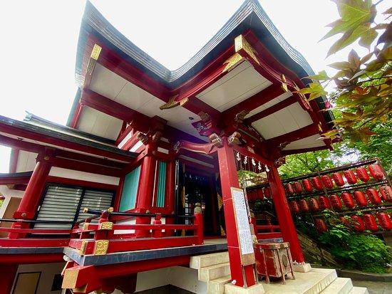 Chanogi Inari Shrine