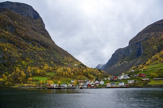 The Gateway to the Fjords of Norway...