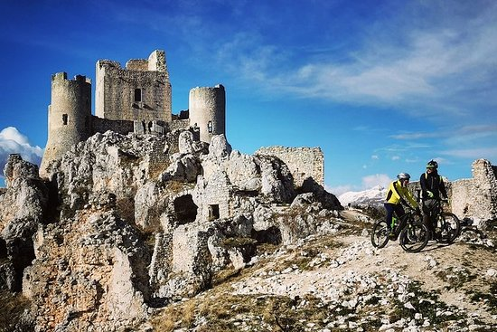 Guided Tour in E-MTB to Gran Sasso National Park