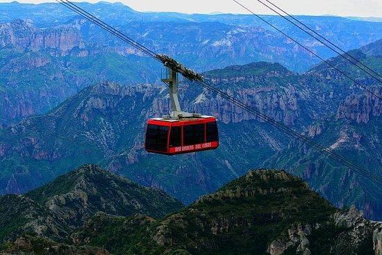 Copper Canyon Tour