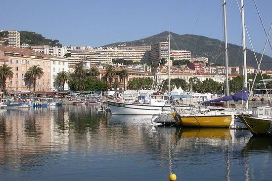 Private Tour of Ajaccio in the island of Corsica with driver and...