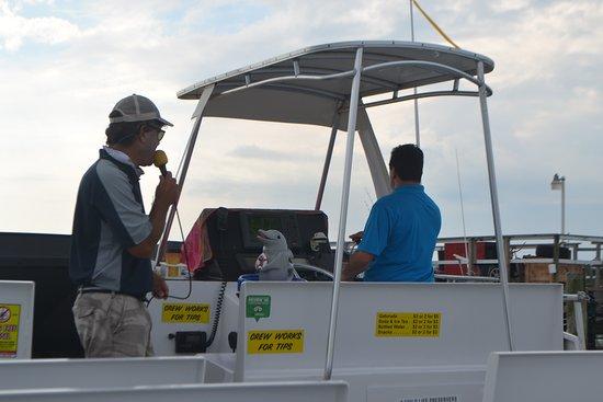 Captain & Driver