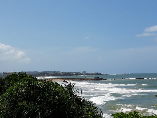View of Galle Dutch Fort from Hotel