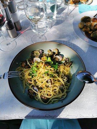 Sulz im Wienerwald, Αυστρία: Spaghetti alle Vongole
