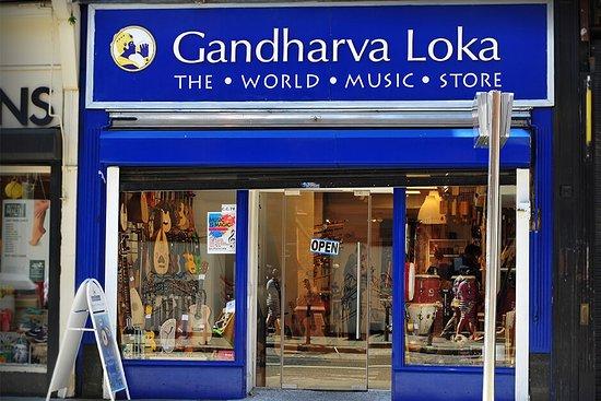 Gandharva Loka Music Store