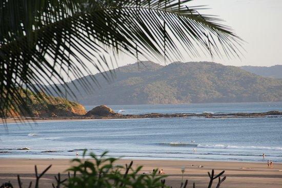 Santa Catalina, Panama: View of the beach