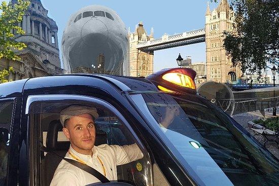 比利的伦敦黑色出租车巡游