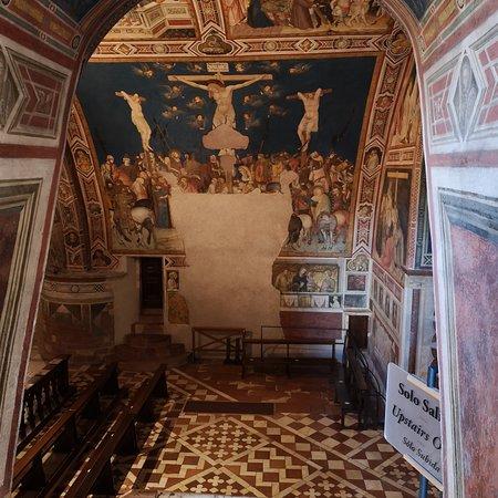 Particolari della Basilica Inferiore