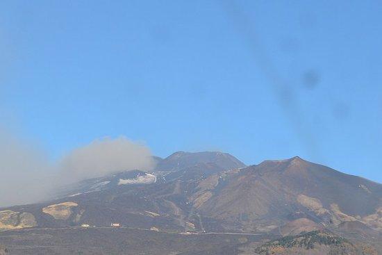 Etna Tour 3000m - Hora de recogida...