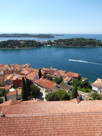 Rovinj, Croatia: panorama