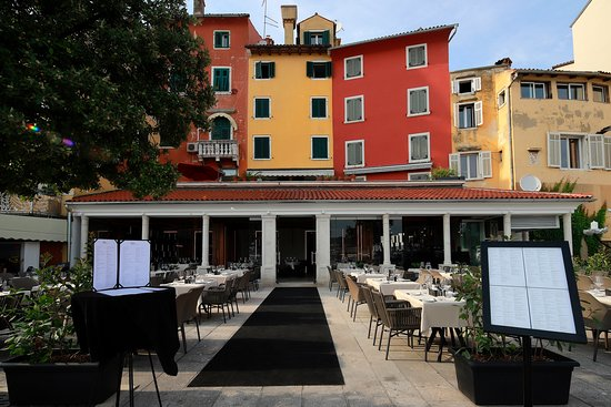 Rovinj, Croatia: Doživi atmosferu BOA Restauranta