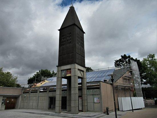 Eglise Sainte Marie des Peuples