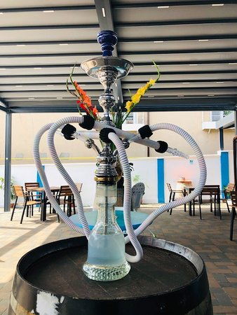 "Wide selection on ""Sisha"" flavours"