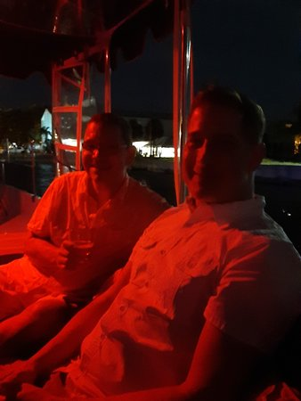 Exclusive Gondola Tour: Pete & Mike