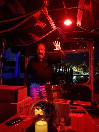 Exclusive Gondola Tour: Amazing Capt. Mike