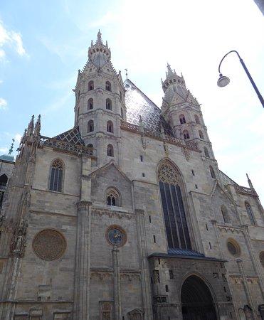 Facha de la catedral