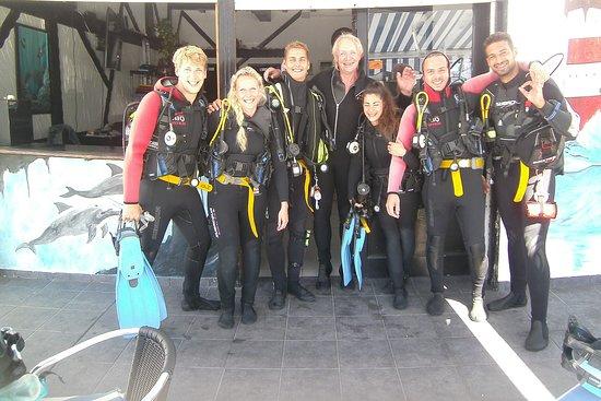 Dive Club Ocean Trek Tenerife