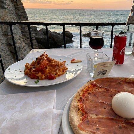 Perfekter Abend, perfektes Essen