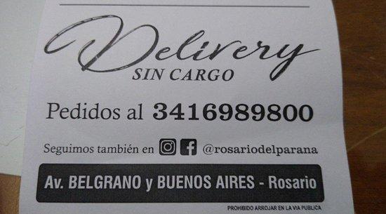 Deliverys excelentes con buenos precios