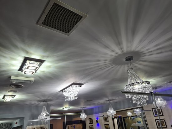 Vents and lighting