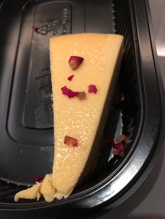 Staunton's Wine Bar & Cafe - cheesecake delivery