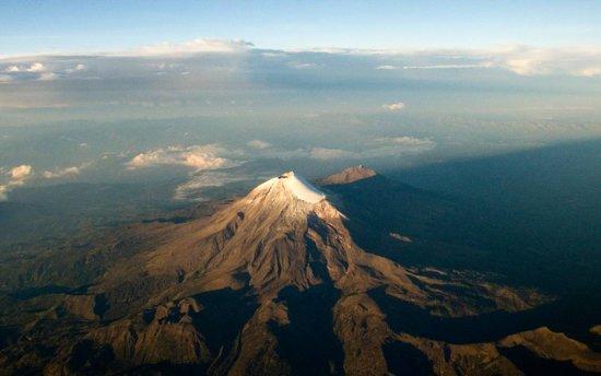 קוריקו, צ'ילה: Volcan El Planchón