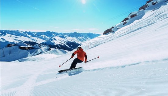 Região de Maule, Chile: Esqui
