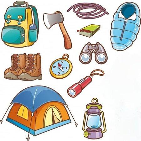 Região de Maule, Chile: También contar con equipo de campamento