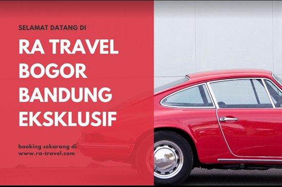 RA Travel Bogor Bandung