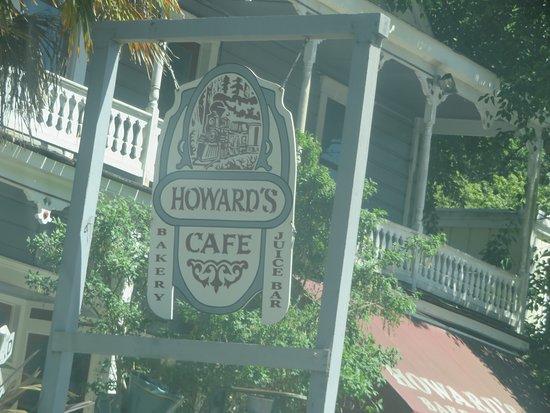 Howard's Cafe, Occidental, CA