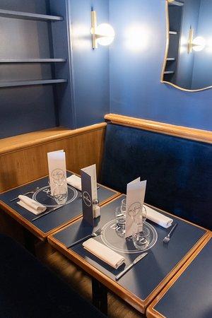 Le restaurant le Café du Pond ,