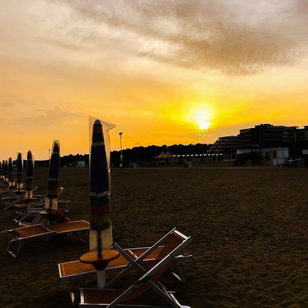 Bibione, Olaszország: spiaggia
