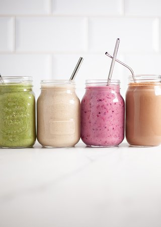 All our smoothies offering