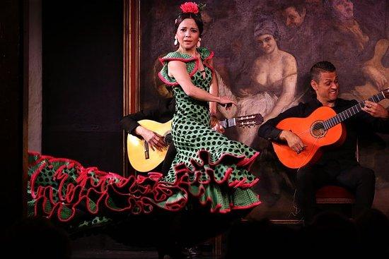Espectáculo de flamenco en el Corral...
