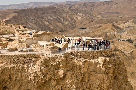 Valokuva: Masada