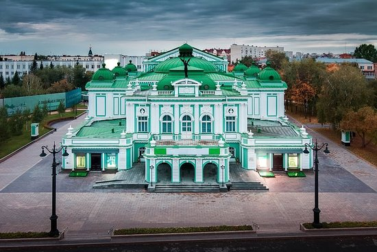 The best of Omsk walking tour