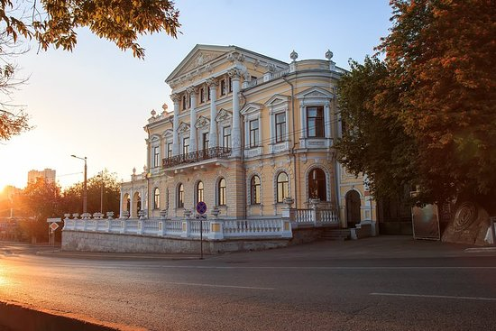 Romantic tour in Perm