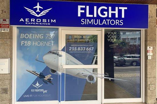 Aerosim Experience Lisboa