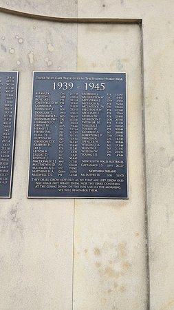 Neilston War Memorial