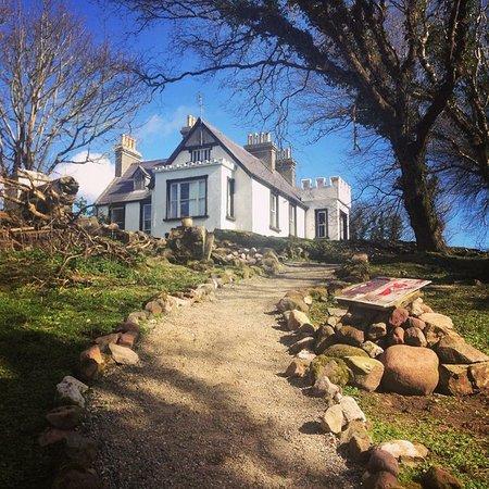 האי אכיל, אירלנד: The Valley House Woodland Faerie Trail, Achill Island, Co. Mayo, Ireland