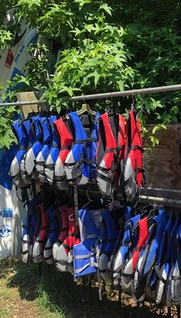 All of our watersport rentals come with life vests. We don't charge extra for safety!