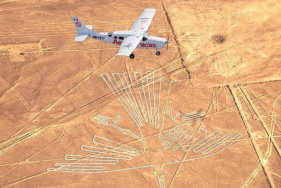 # 1 The Nazca Lines & Ballestas Islands...