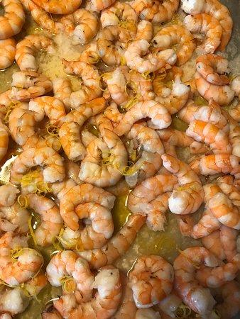 Surf City, NC: Unbelievable shrimp.