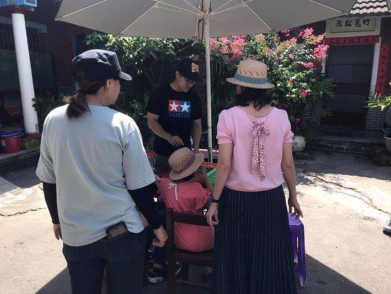 台灣二林: 葡萄酒DIY 和品酒課